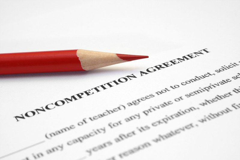 Noncompetition And Nonsolicitation Agreements Irmi