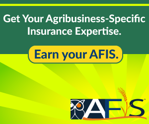 Earn your agribusiness expertise!