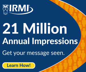 Why Advertise with IRMI