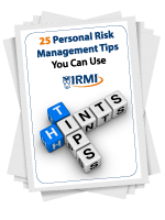 25 Personal Risk Tips Whitepaper