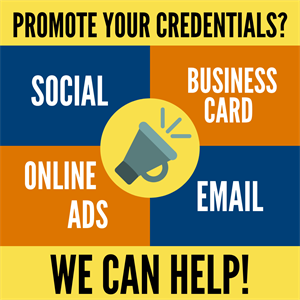 Cert Toolkit Square IRMI Graphic_Promote Your Credentials_We Can Help