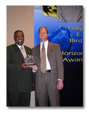 2004 Horizon Award Winner