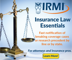 Insurance Law Essentials