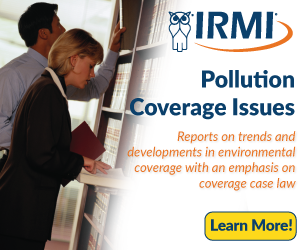 Pollution Coverage Issues
