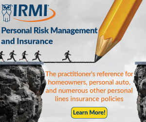Personal Risk Management & Insurance