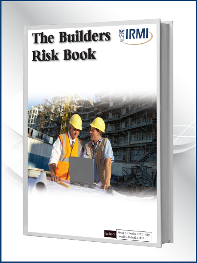 Builders Risk Book Image
