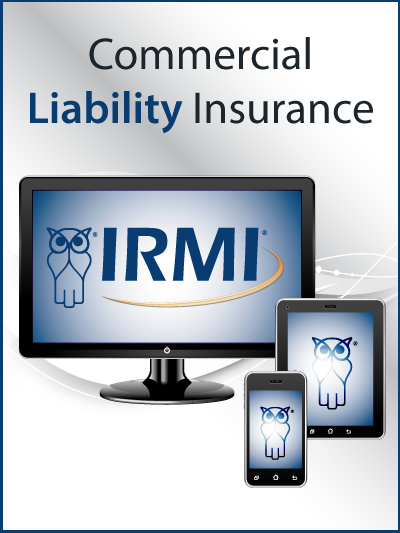 Commercial Liability Insurance Digital Resource