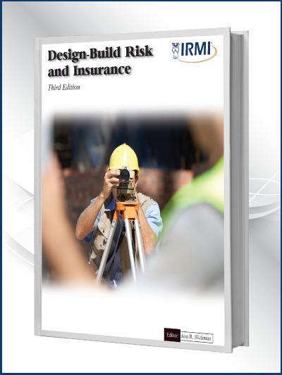 Design Build Risk and Insurance