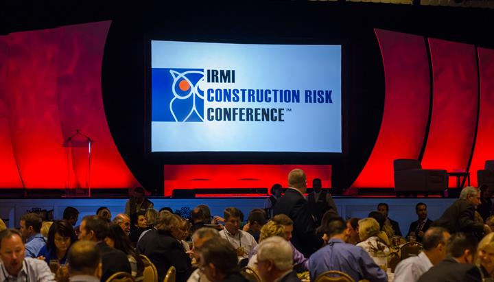 Luncheon at the IRMI Construction Risk Conference in Nashville