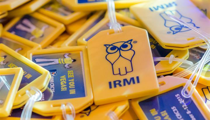 IRMI luggage tags